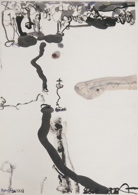 , 'Tree,' 2001, Galerie du Monde