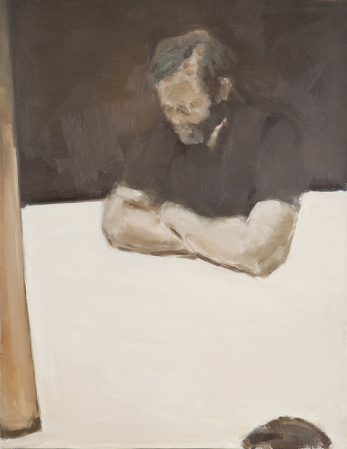 Egle Karpaviciute, 'Michael Borremans', 2013, The Rooster Gallery