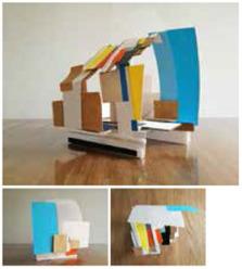 , '3Série des maquettes abandonnées 2017. ,' , J: Gallery
