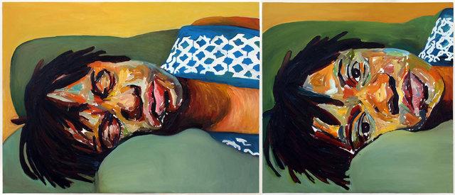 , 'Eyes Wide Open,' 2013, Betty Cuningham