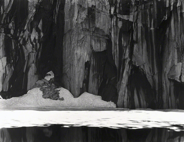, 'Frozen Lake and Cliffs, Kaweah Gap Sequoia National Park, California,' 1927, Jackson Fine Art
