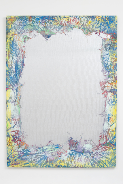 , 'Coral Mirror,' 2011, UTA Artist Space