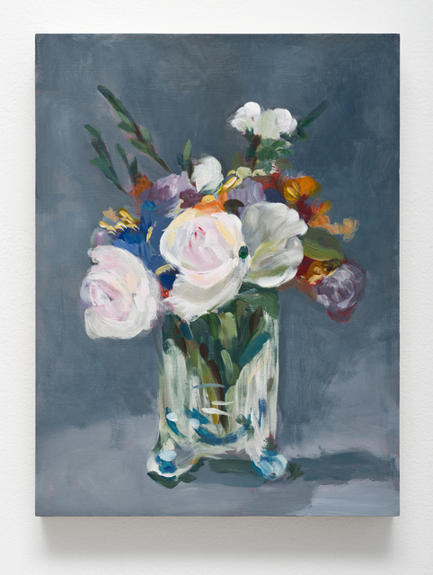 , 'Everyday Relic (Flowers after Manet),' 2017, Lora Reynolds Gallery