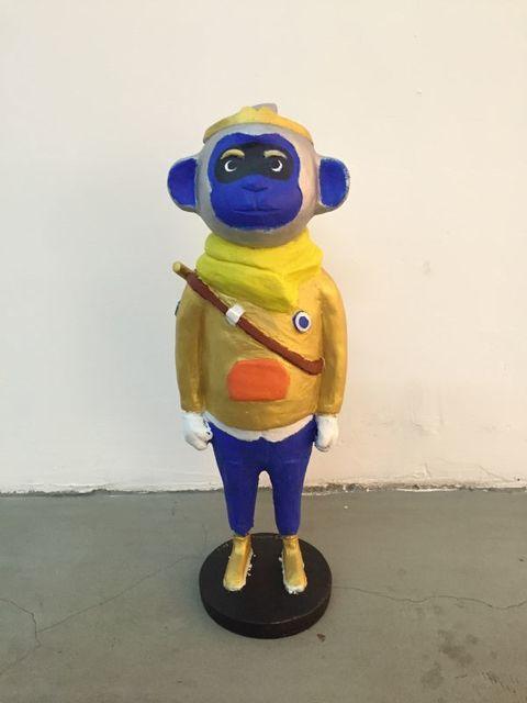 , 'Monkey,' , Yang Gallery