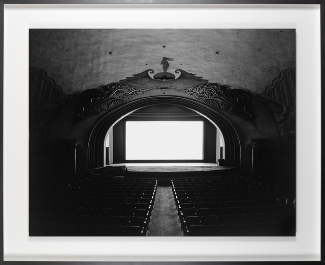 , 'Avalon Theatre, Catalina Island,' 1993, Fraenkel Gallery