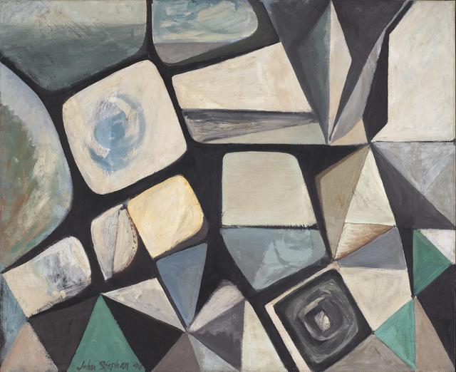 , 'The Pyramid Confronts the Sea,' 1949, Vallarino Fine Art