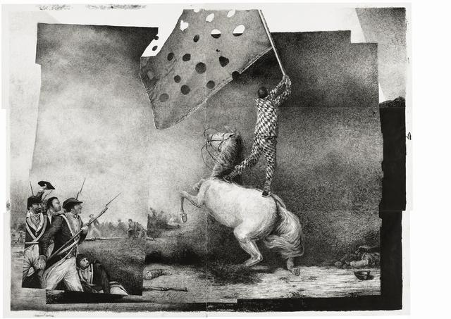 , 'Coup of the Harlequin,' 2019, Winston Wächter Fine Art