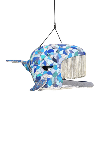 , ''Wendy' Blue Whale,' 2018, Southern Guild