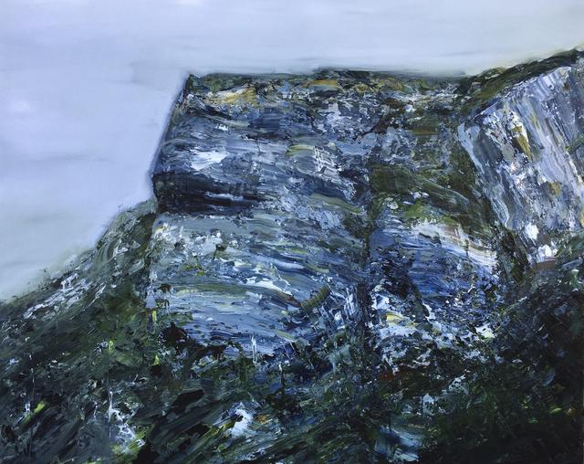 , 'Rock Face, Strathgordon #5,' 2017, Piermarq