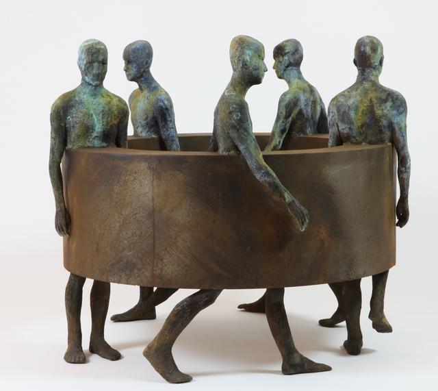 , 'Sin Fin III,' 2017, Gallery Victor Armendariz