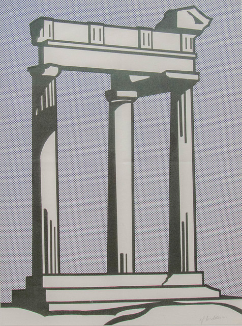 , 'Temple,' 1964, Galerie Klaus Benden