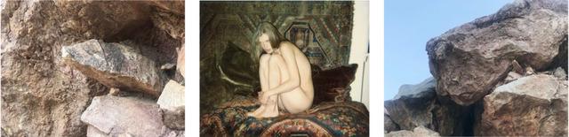 , 'Oman, Malgosia on Sigmund Freud's Couch, Oman No. 3,' , Christine König Galerie