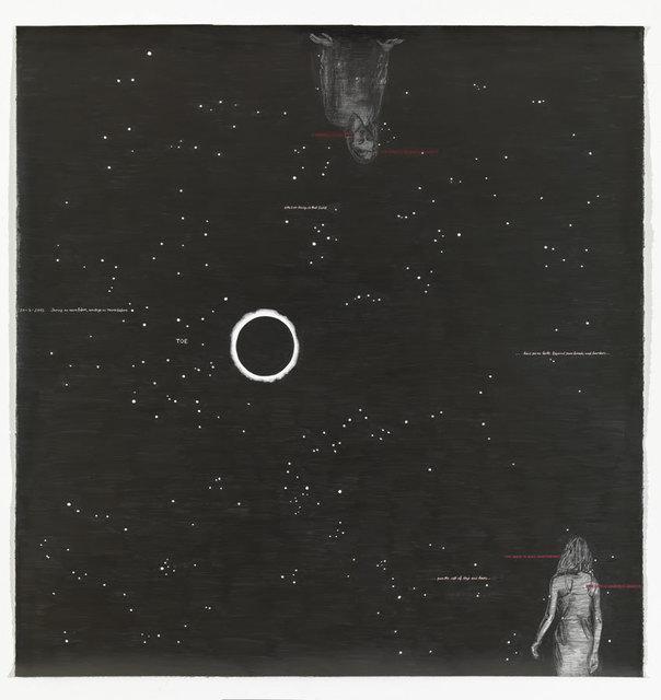 , 'TOE,' 2015, Galleri Bo Bjerggaard