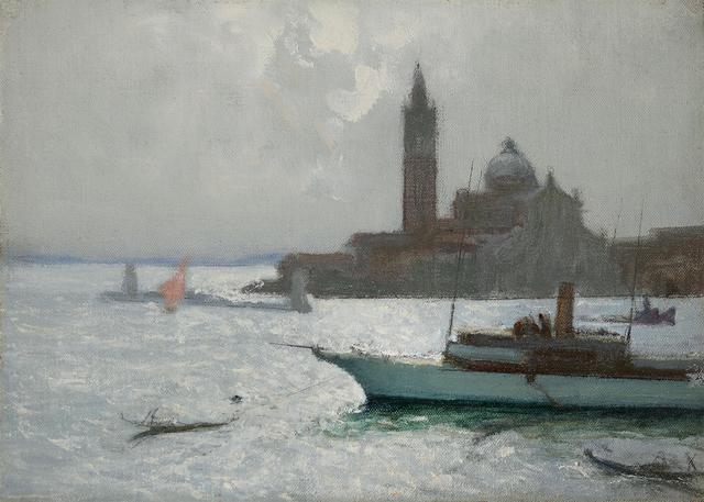 , 'The Lagoon, Venice,' , Questroyal Fine Art