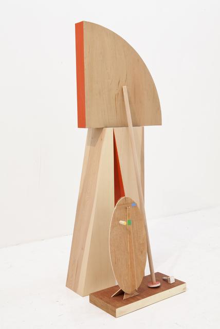 , 'Grave Digger #14 (Walker),' 2012, Nina Johnson