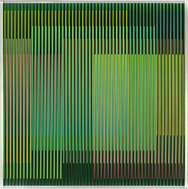 , 'Physichromie Panam 165,' 2014, RGR+ART
