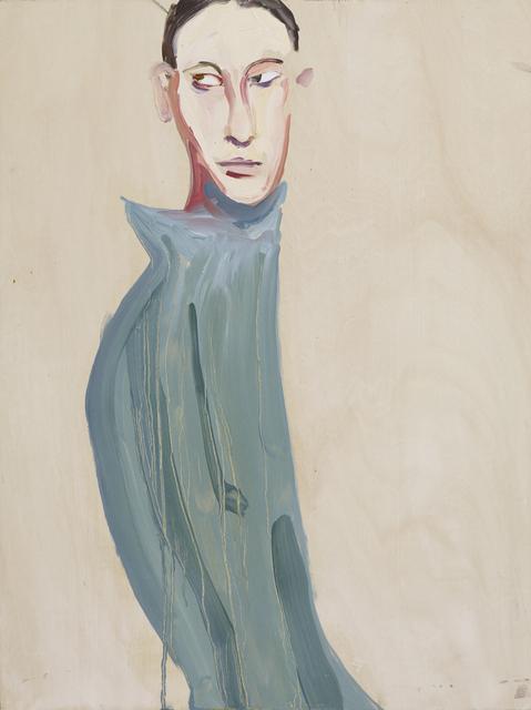 , 'Wood Woman,' 2016, Monica De Cardenas