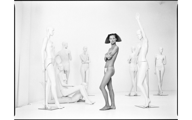, 'Kate and Mannequins,' 1992, CAMERA WORK