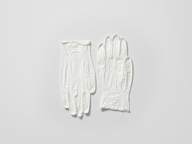 , 'Latex Gloves,' 2015, ŻAK | BRANICKA