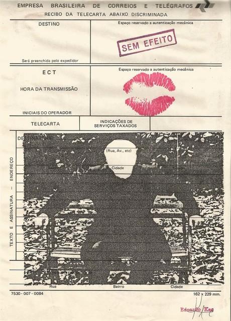 , 'Telegrama,' 1982, Marsiaj Tempo