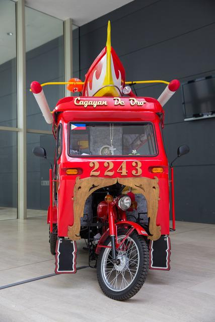 Siete Pesos, '2243: Moving Forward', 2013, Singapore Art Museum (SAM)
