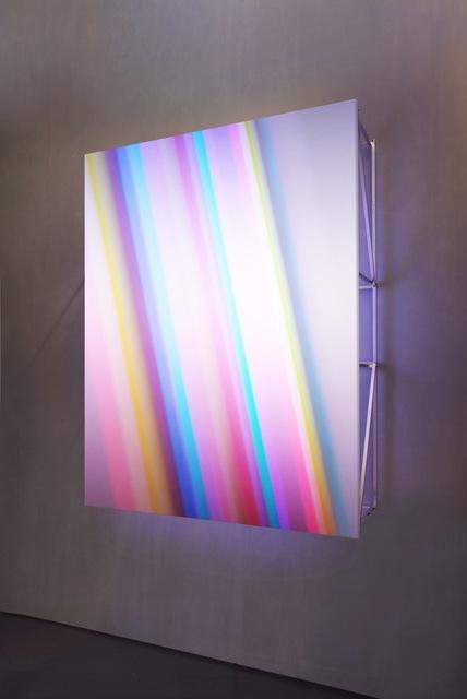 , 'All Colours White,' 2016, Galería OMR