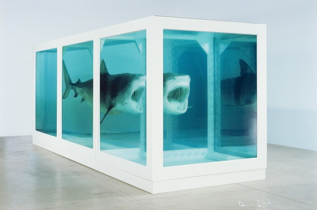 Damien Hirst, 'The Physical Impossibility of Death in the Mind of Someone Living,' 2013, Paul Stolper Gallery