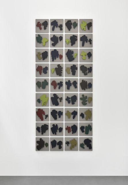 , 'The Shapes Project: Collection of Thirty-Six Perfect Couples,' 2005, Galerie Mitterrand
