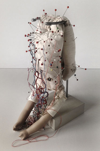 , 'Puppet 2 (pins),' 2015, Taik Persons