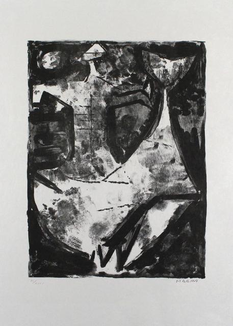 , 'L'idea del Cavaliere,' 1968, Sylvan Cole Gallery