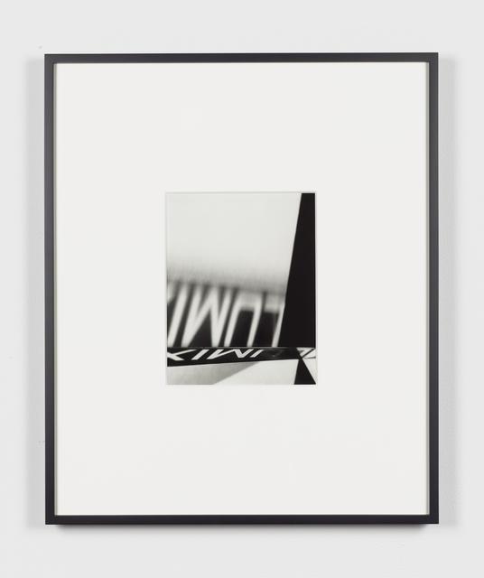 Steven Baldi, 'Branded Light (Lumix)', 2016, Koenig & Clinton