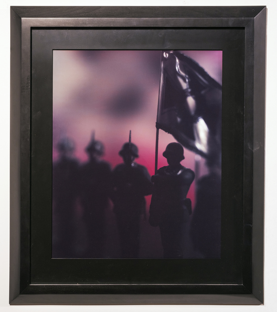 David Levinthal, 'Untitled (Soldiers Flag)', 1994, Rema Hort Mann Foundation Benefit Auction