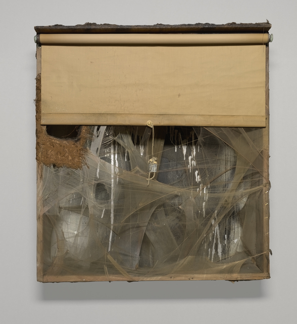 , 'SPIDER LADY NEST,' 1959, San Francisco Museum of Modern Art (SFMOMA)