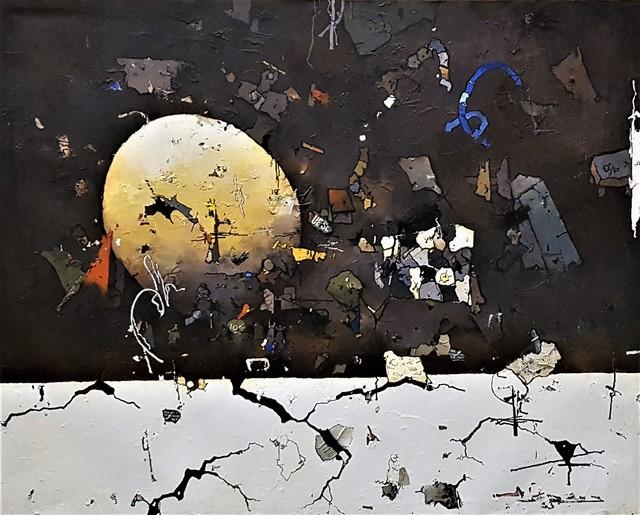 Bruno Widmann, 'Los Inmigrantes de Taormina 1924', 2000-2017, ACCS Visual Arts