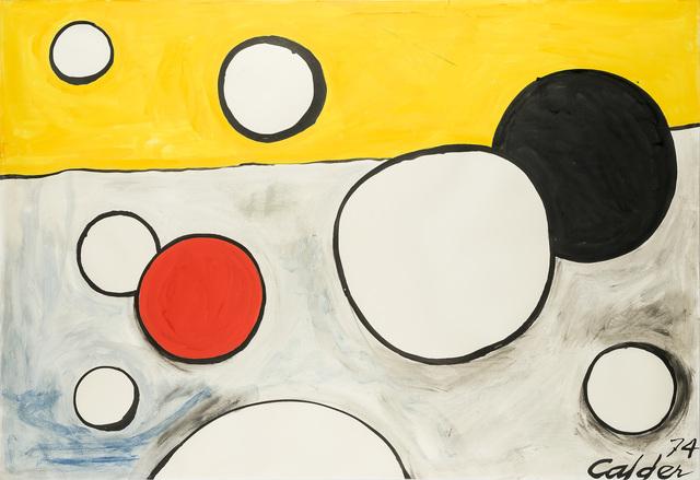 Alexander Calder, 'Charming', 1974, Galerie Von Vertes
