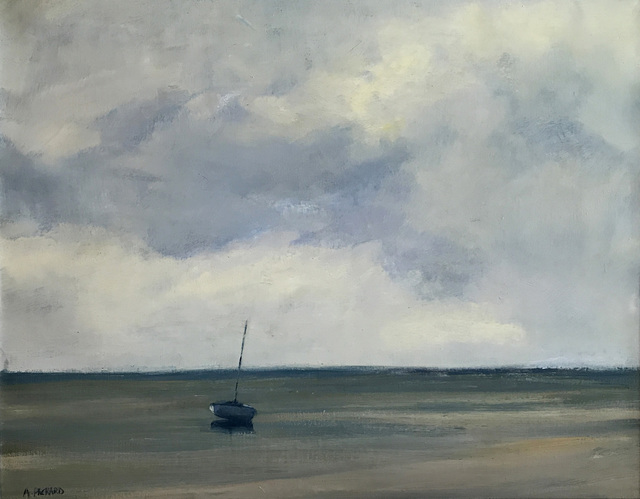 Anne Packard, 'Catboat', 2016, Quidley & Company