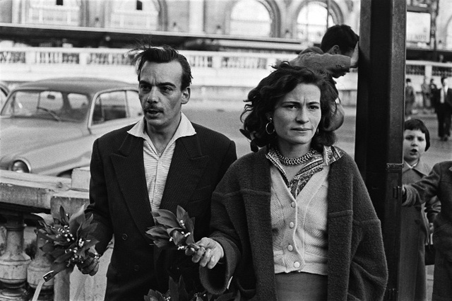 , 'Paris,' 1956-1958, Ed van der Elsken Archives