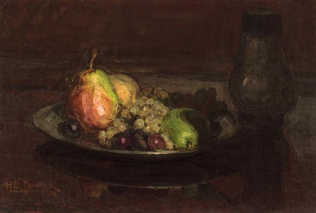 , 'Still-Life with Fruit,' ca. 1910, Michael Rosenfeld Gallery