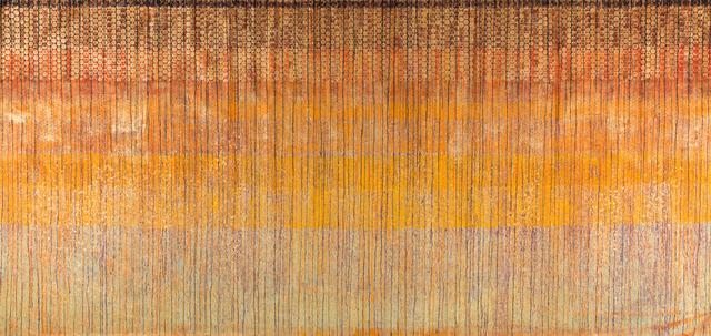", '""Flamboyant"" Toile libre,' 2017, Galerie Dutko"