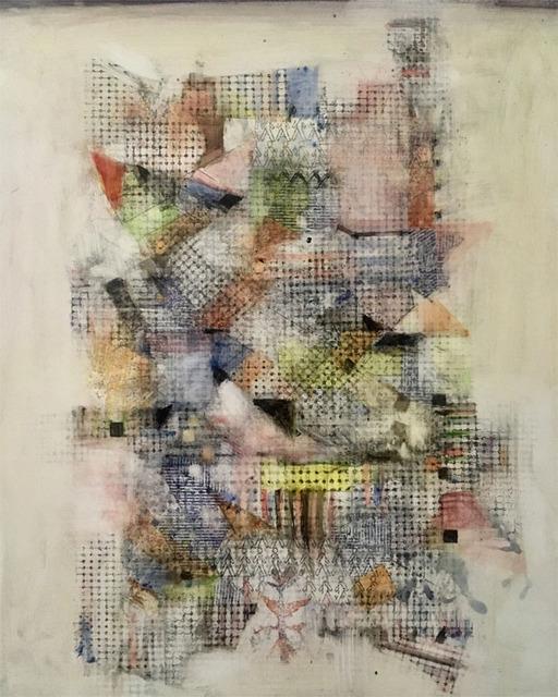 Alicia Rothman, 'April City', 2018, Painting, Oil on panel, Susan Eley Fine Art