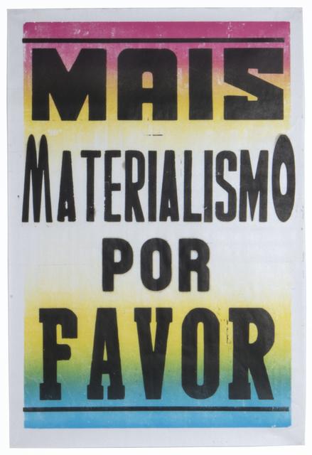 , 'Intento por transformar una mirada idealista.,' 2014, Isla Flotante