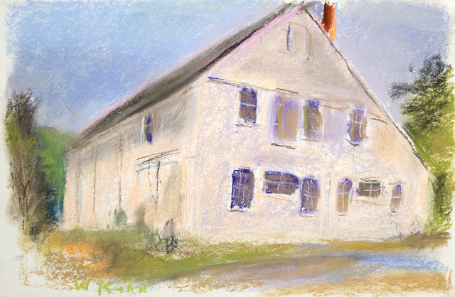 , 'BARN SLATED FOR DEMOLITION,' 2010, Jerald Melberg Gallery