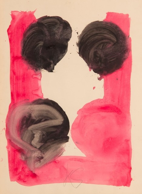 , 'Untitled,(Study for M.G.S),' 1972, Kapoor Galleries / Graham Shay 1857