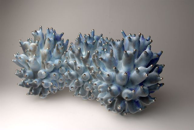 , 'Platinum Tipped Cobalt Cluster,' 2018, Hostler Burrows
