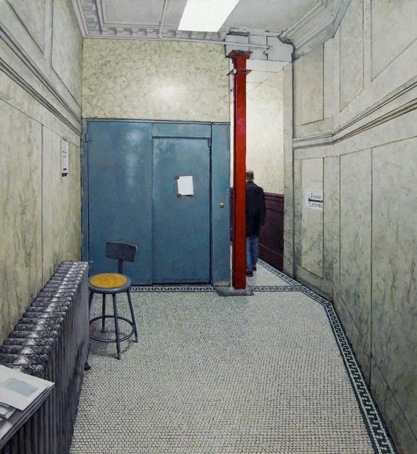 , 'Dead Letters,' 2011, Gallery Henoch