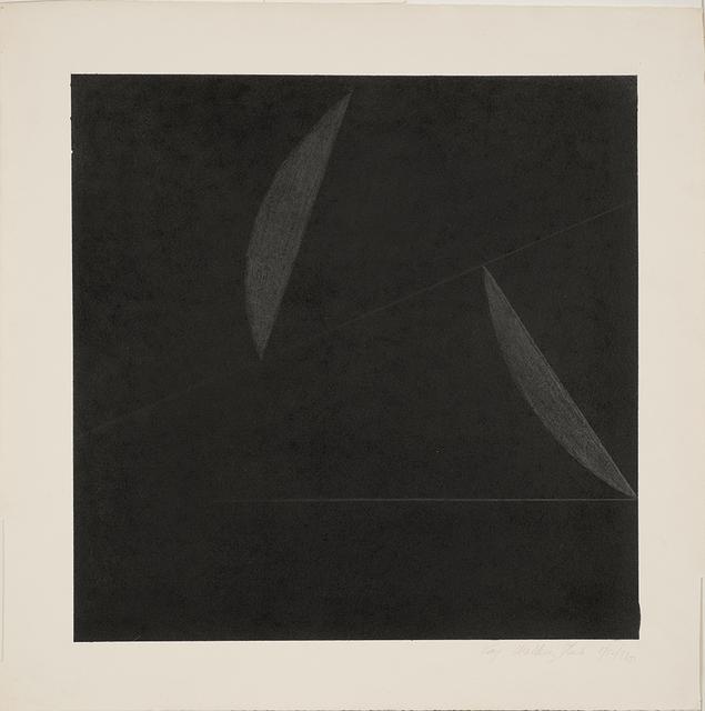 , 'Untitled,' 1977, Montclair Art Museum