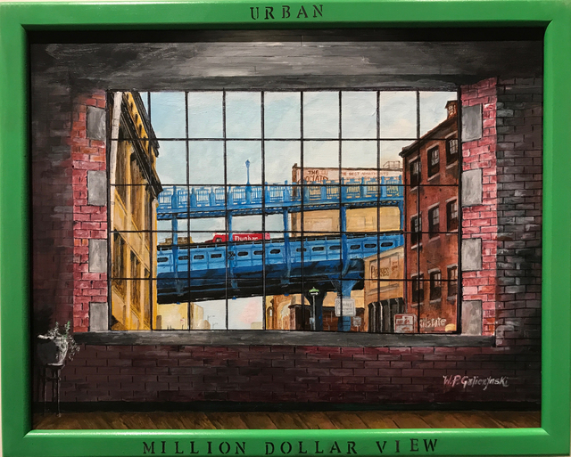 , 'Urban Million Dollar View,' , InLiquid