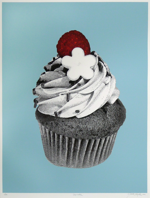 , 'Cupcake,' , Gail Severn Gallery