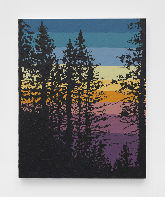 Hilary Pecis, 'Crestline Sunset', 2019, The Pit