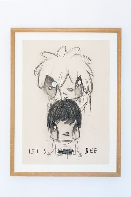, 'Let's see,' 2019, Dio Horia